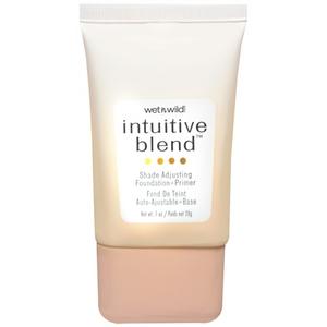 Wet n Wild Intuitive Blend Shade-Adjusting Foundation + Primer