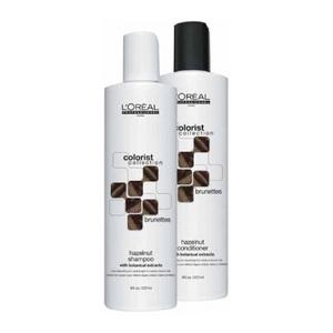 L'Oreal Colorist Collection Brunettes Hazelnut Shampoo