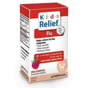 K.i.d.s Kids Relief Flu Oral Solution