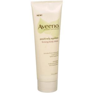 Aveeno POSITVELY AGELESS Firming Body Lotion