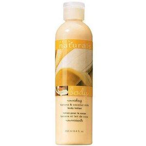 Avon NATURALS Nourishing Banana & Coconut Milk Body Lotion