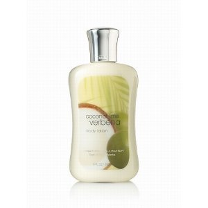 Bath & Body Works Signature Collection Coconut Lime Verbena Body Lotion