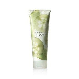 Bath & Body Works Signature Collection Cucumber Melon Triple Moisture Body Cream