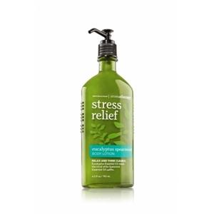 Bath & Body Works Relax Body Lotion - Eucalyptus and Spearmint