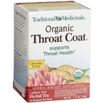 Traditional Medicinals Organic Throat Coat Tea