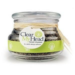 Clear My Head Herbal Inhalation