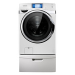 Samsung King-Size Capacity LCD Front-Load Washer