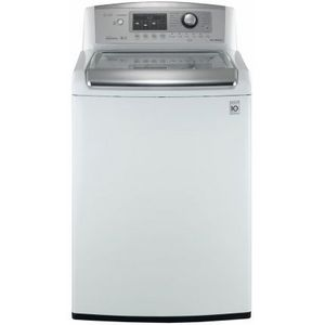 LG Ultra-Large Capacity High Efficiency Top Load Washer