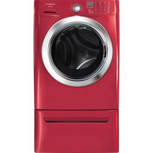 Frigidaire Affinity Front Load Washer featuring Ready Steam