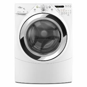Whirlpool Duet High-Efficiency Front Load Steam Washer