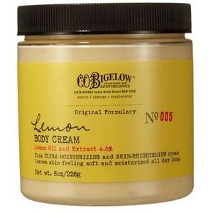 C.O. Bigelow Lemon Body Cream - No. 005