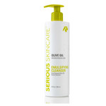Serious Skincare First-Pressed Olive Oil Emulsifying Facial Cleanser