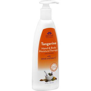 Derma E Tangerine Hand & Body Moisture Therapy Lotion