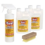 Henry's Professional Carpet and Upholstery Cleaner