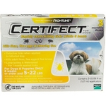 Certifect For Dogs - 5-22 Lbs, 3 Month Supply