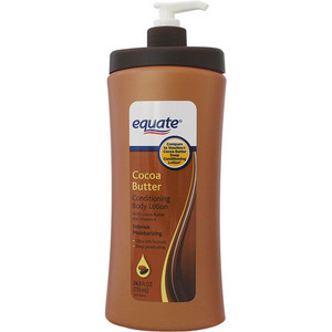 Equate Intense Moisturizing Cocoa Butter Lotion