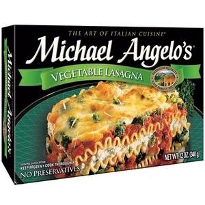 Michaelangelo's Vegetable Lasagna