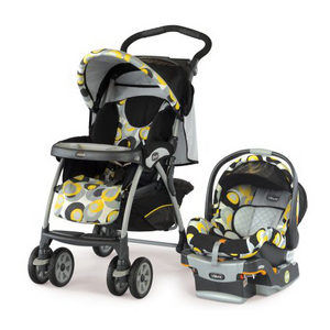 Chicco Cortina Keyfit 30 Travel System Stroller
