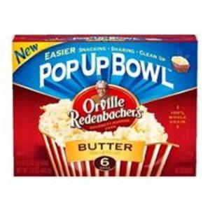Orville Redenbacher - Pop Up Bowl