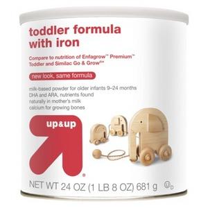 up & up Infant Toddler Formula