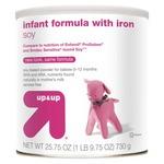up & up Infant Formula Soy