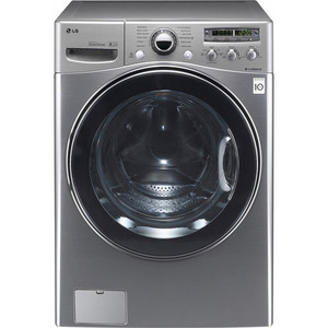 LG Ultra-Large Capacity Front Load Washer with ColdWash