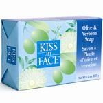 Kiss My Face Olive & Verbena Soap