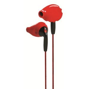 Yurbuds Ironman Inspire Duro Performance Fit Sport Earphones with Cloth Cords