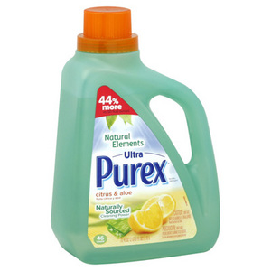 Purex Natural Elements Laundry Detergent - Citrus & Aloe