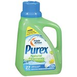 Purex Natural Elements Laundry Detergent - Linen & Lilies
