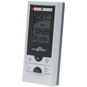 Black & Decker Energy Saver Series Power Monitor