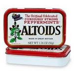 Altoids Curiously Strong Mints Cinnamon