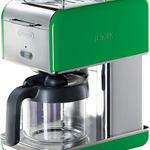 DeLonghi Kmix 5-Cup Drip Coffee Maker, Magenta (Magenta,5-Cup)