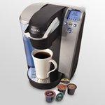 Keurig Platinum Single-Cup Home Brewing System