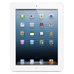 Apple iPad with Retina Display with Wi-Fi + 4G LTE
