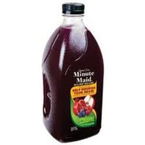 Minute Maid Pomegranate Blueberry Juice