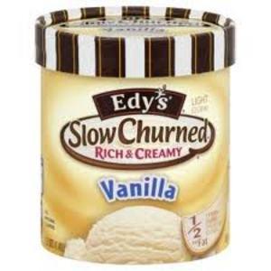 Edy's Slow Churned Light Ice Cream