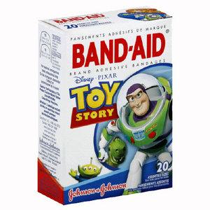 Johnson & Johnson Band-Aid Toy Story Bandages