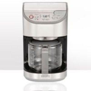 KRUPS 12-Cup Programmable Coffeemaker