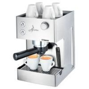 00140 Saeco Aroma Traditional Espresso Machine - Stainless Steel