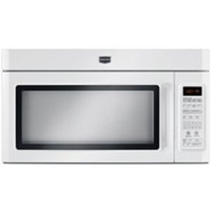 Maytag 2.0 cu. ft. 1100 Watts Combination Range Hood Microwave - White