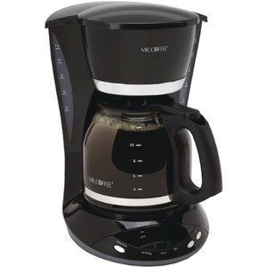 Mr. Coffee 12-Cup Programmable Coffee Maker DWX23-NP