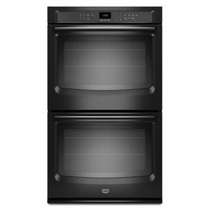 """Maytag 27"""" Double Electric Wall Oven MEW7627AB"""