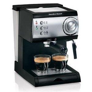 Hamilton Beach Hb Espresso Maker 40715