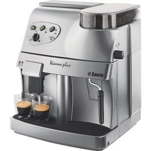 Philips Saeco Vienna Plus Automatic Espresso Machine, Silver
