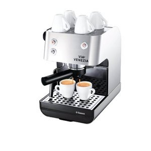 Philips Saeco Via Venezia Espresso Machine, Stainless Steel ', 'brand' Merchant: 'Saeco' Amazon: '