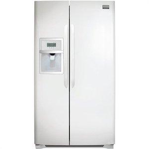 Frigidaire Gallery Series 26 cu. ft. Side-by-Side Refrigerator DGUS2635LP