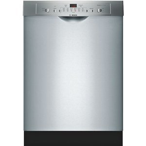 Bosch Ascenta Series 24 in. Full Console Dishwasher