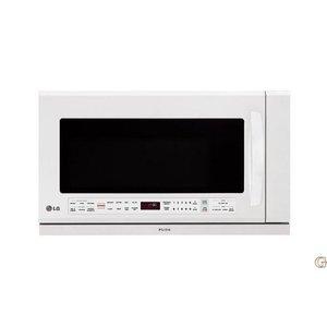 LG OTR 2.0 CF 1100-Watt Microwave, Black