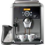 Gaggia Platinum Swing Automatic Espresso Machine with Milk Island, Silver and Black